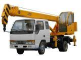 厂家供应QLY6汽车吊车