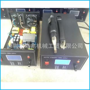 内置的全自动保护电路确保安全应用程序和稳定,可靠运行   超声波