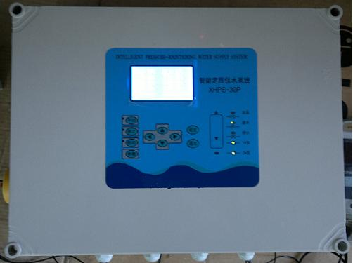 XHPS-30P 智能定压补水真空脱气控制器