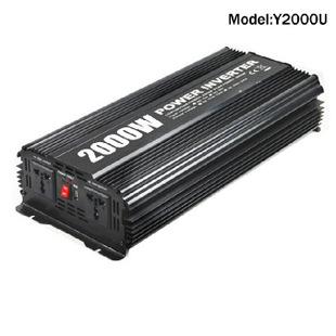 修正弦波2000W太阳能逆变器 12V/24V转220V