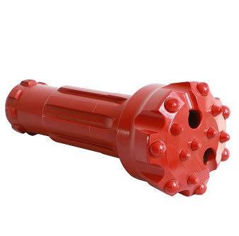 新金刚115高风压潜孔钻头 硬质合金高风压潜孔钻头