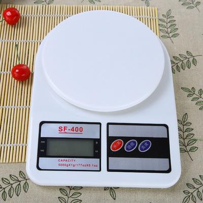 SF-400电子厨房秤克秤 高精准5KG