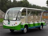 厂家直销14座四轮电动观光车,景区游览摆渡车,房地产看房车