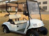 2座电动高尔夫球车报价,物业代步巡逻车,公园游览观光车