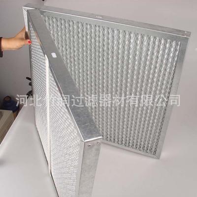 竹润供应英格索兰67731166初效一级板式空压机过滤棉空气滤芯