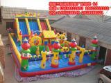 儿童户外休闲娱乐游乐设备充气城堡