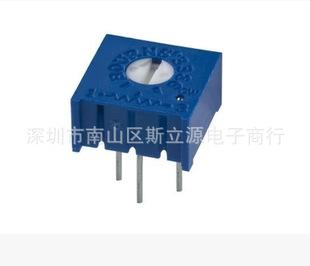 精密可调电阻3386P-502 5K电位器原装