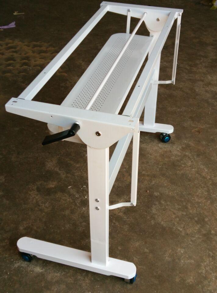 会议桌五金钢架人字脚折叠培训桌钢脚架长条办公桌
