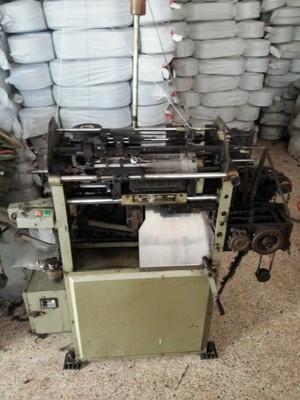 出售全自动二手棉纱线针织劳保电脑手套编制机器针织设备