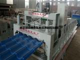 液压马达快速828型仿古琉璃瓦压瓦机生产厂家