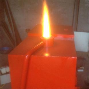 生物质热风型燃烧机 高性能生物质燃烧器 专业节能热处理行业设备