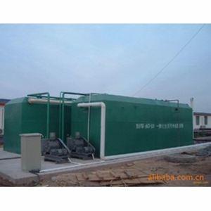 工业车间污水处理设备,化工废水处理(加药+气浮+污水生化设备