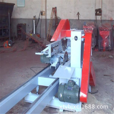 新款木工机械圆木推台锯,厂家直销,型号齐全 全自动推台锯