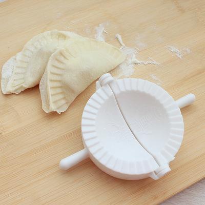 [0015]厨房小工具快速饺子模具 食品级捏饺子器厂家批发29G