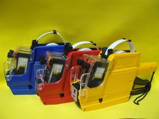 双排红/蓝/黄标价机 双行20位打价机.打价器.打码机.标价器