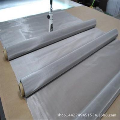不锈钢平纹网400目不锈钢过滤网