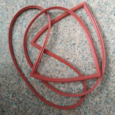 特大形橡胶密封制品 大形密封垫圈 大密封圈 发泡密封圈
