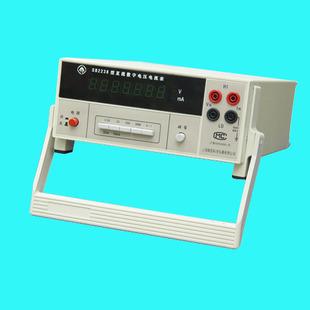 上海精密科学 三峰牌SB2238直流数字电流电压表 厂家授权