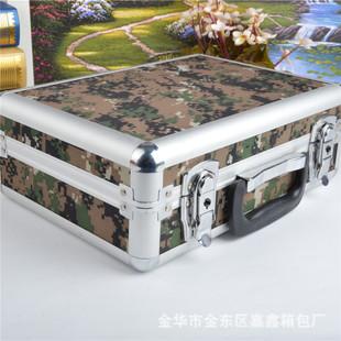 铝合金工具箱 防震仪器箱 特种设备铝箱 小型工具箱来样定做