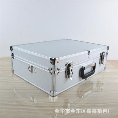 精美工具箱 铝合金收纳箱 小型储物箱 电子仪器箱