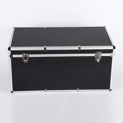 特大号铝合金工具箱航空箱仪器箱设备道具箱展会箱拉杆箱定制
