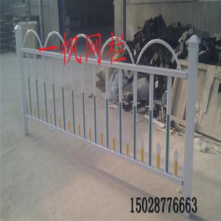 四川省城市市政隔离活动围栏 锌钢交通设施护栏 市政护栏