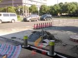 上海液压升降路障,液压升降挡车器