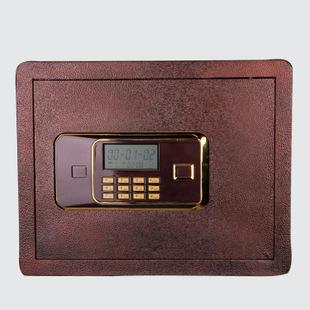 防火家用保险柜酒店贵重物品保险箱银行金库门密码文件柜