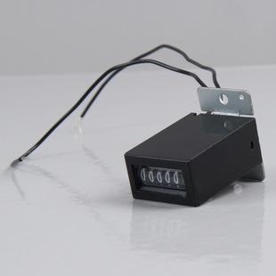 YB-06六位电磁计数器 累积计数器 记录电脉冲信号次数的累计器