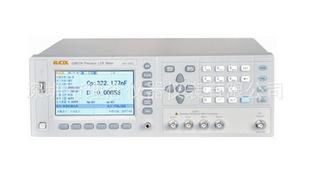 常州优高总代理 特价供应优高LCR测试仪U2817A 频率100KHz电桥