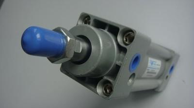 亚德客活塞杆内藏型气缸,SI125x200-S,符合ISO6431标准