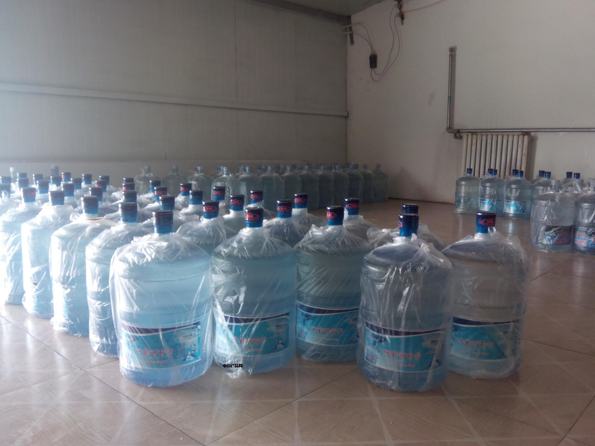 洁恒桶装水产品照片