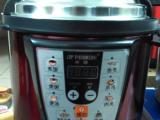 新款半球5升电压力锅全数码智能控制年终赠品商务礼品首选