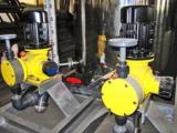 隔膜计量泵 GM240/0.5 泵头PVC膜片PTFE