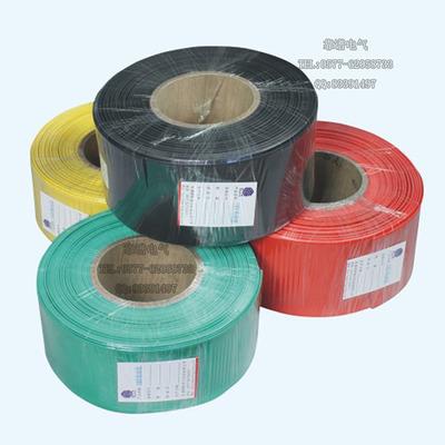 DRS低压热缩绝缘套管无卤环保阻燃热缩管3/1.5MM红黑黄绿