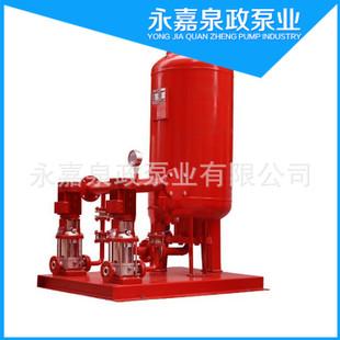 消防气压供水成套设备/消防给水变频调速机组/消防稳压成套机套