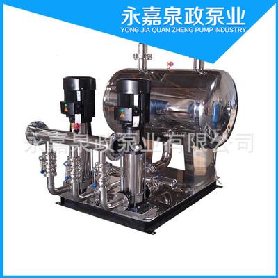 恒压供水设备 原水处理设备 生活供水设备