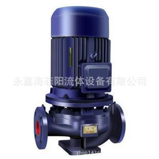 ISG100-350B管道泵