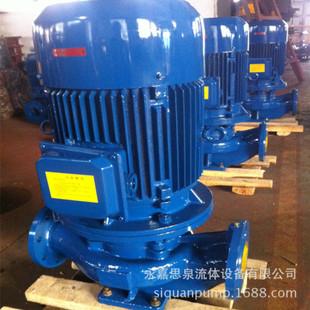 ISG250-315A管道泵 立式管道泵
