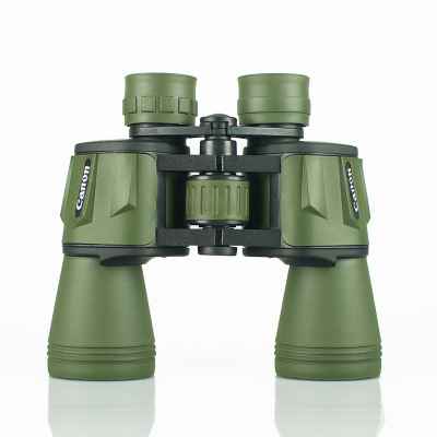 大目镜佳能20x50双筒望远镜高倍高清微光夜视户外旅游演唱会