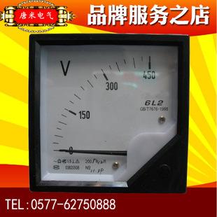 42L6.6L2.44L1.指针式功率测量仪表.功率因数表.电压表