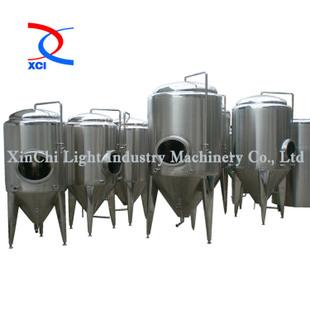 ,质保一年酿酒设备 发酵罐 化糖罐 型号可定做