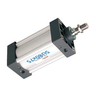 SUD双轴复动型气缸 可调缓冲亚德客型气缸 百步气动厂家非标定制