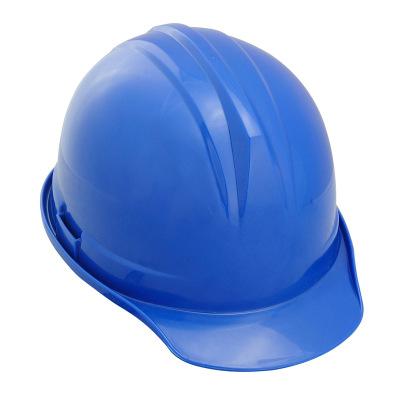 德利荣施工安全帽 建筑工地防护帽 厂家批发 优质ABS头盔