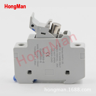 用于汇流箱中太阳能光伏系统光伏板保护用熔断器HMPV—20