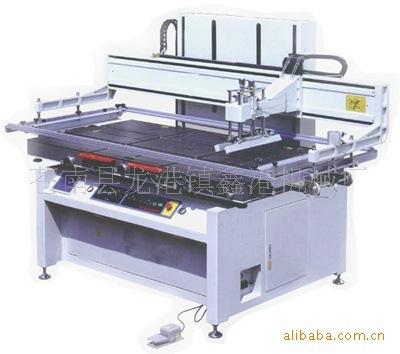 大型平面玻璃丝印机 全自动丝网印刷机 厂家直销(鑫港机械)