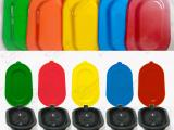 装修临时简易马桶塑料蹲便器大小便斗 工地防臭简易塑料便池