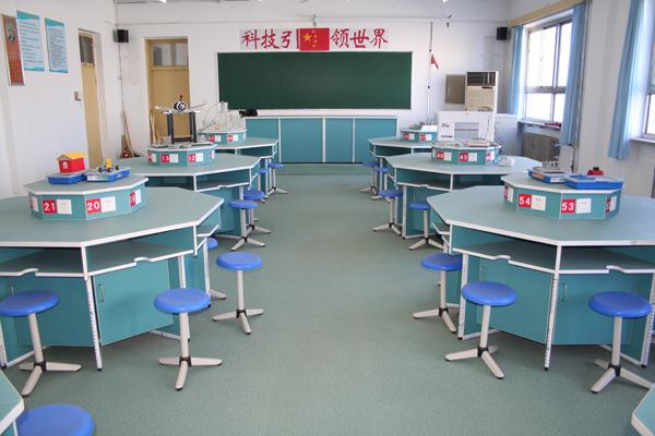 高中通用技术设计专业教室建设