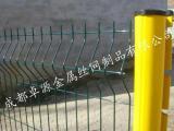 桃型柱护栏网,折弯护栏网