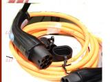 厂家供应新能源电动汽车充电电源线,充电枪端子